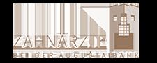 Zahnärzte bei der Augustabank Logo